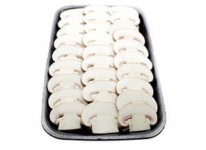 Sliced portobello Neofungi